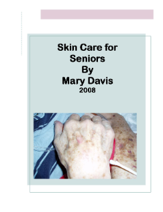 Skin Care for Seniors