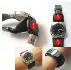 Weather Resistant Watch